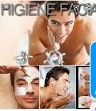 higiene facial para chicos - foto