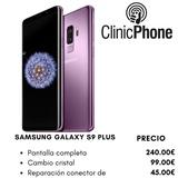 reparación Samsung - foto
