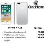 Reparar iPhone 7 Plus - foto