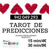 30 min/9e..tarotistas espaÑolas - foto