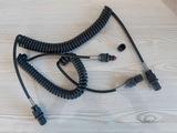 Cable Flash submarino. - foto