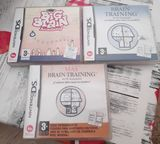 Trilogia brain training de Nintendo ds - foto