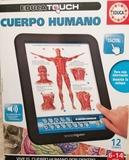 cuerpo humano educa touch - foto