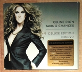 Celine Dion cd+dvd taking chances - foto