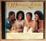 Whitney Houston cd waiting to exhale - foto