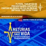 FlyersDesde0,004MenosDe1Céntimo Asturias - foto