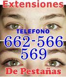 Extensiones De Pestañas 3d - foto