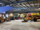 Empresa de servicios agrícolas - foto
