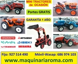 MINITRACTORES VARIOS MODELOS Y MARCAS - foto