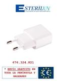 ADAPTADOR USB 5V/2A. CARGADOR