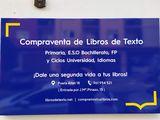 ¿QUIERES VENDER TUS LIBROS DE TEXTO? - foto
