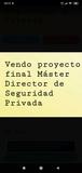 PROYECTO DIRECTOR DE SEGURIDAD (MÁSTER) - foto