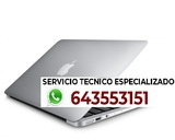SERVICIO TECNICO APPLE MAC