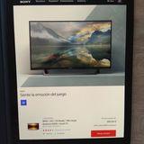 A estrenar TV Sony 35 pulgadas ,smart, i - foto
