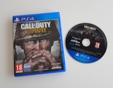 PS4 Call of Duty WWII - foto