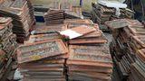 TEJAS 2000 piezas/612580213 - foto