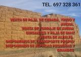 VENTA DE HENO DE AVENA ,  PAJA Y ALFALFA - foto