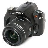 Cámara réflex Sony alpha 230 - foto