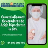 Generador Ácido Hipocloroso-Clínicas - foto