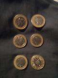 monedas de 1 euro para colecion - foto