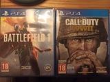 Battlefield 1 y Call of Duty WWII PS4 - foto