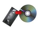 CONVIERTE CINTAS VHS A DVD,  HDD Ó PEN - foto