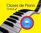 PROFESOR DE PIANO - ONLINE ZOOM - foto