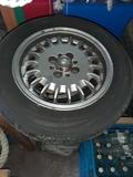 4 llanta aluminio bmw - foto