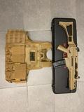 fusil de airsoft G36 con accesorios - foto