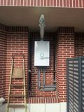 Instalación de calderas de gas - foto