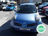 DISCO FRENO Nissan micra iii k12e 2002 - foto