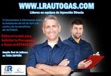 Instalamos kits de Autogas GLP - foto