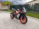 KTM - RC 390 - foto