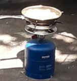 BOTELLA CAMPING GAS - foto