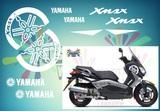 BODYKIT YAMAHA XMAX 125 10-13 - foto