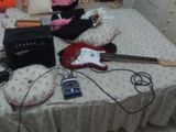 Guitarra eléctrica - foto