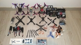 pack drones de carreras - foto