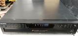 Cargador de 5 cds sony cdp - ce - 375 - foto