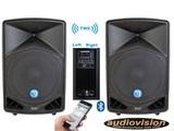 altavoces dj amplificado AUDIOVISION BDN - foto