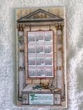 azulejo calendario - foto