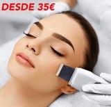 Limpieza facial con ultrasonidos - foto