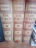 ENCICLOPEDIA TAUROMAQUIA COSSIO - foto