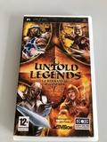 untold Legends psp - foto
