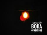 Luces para Bodas - foto