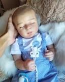 bebe reborn (por encargo) - foto