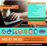 ¿NECESITAS UNA PÁGINA WEB? - foto