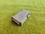 ADAPTADOR DVI-I 24+5 A VGA HEMBRA