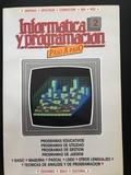 CURSO INFORMáTICA Y PROGRAMACIóN 1987