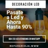 Colocación de lámparas, barato - foto