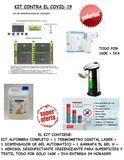 Kit de desinfeccion covid-19 oferta - foto